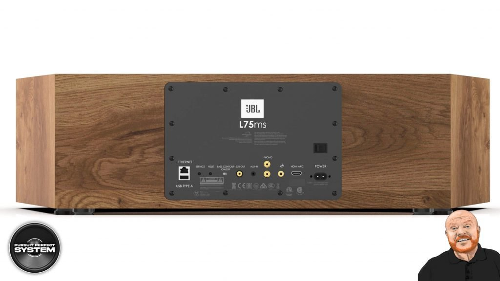 JBL L75 all in speaker system sound bar website 3