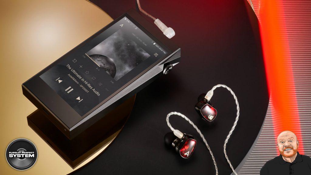 astell&Kern SP2000T digital audio player website 1