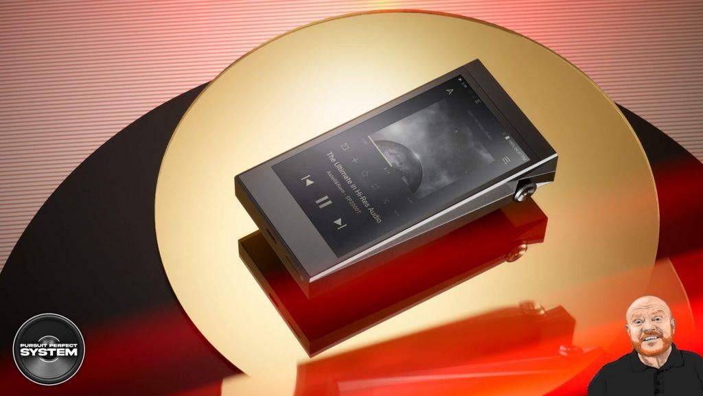 astell&Kern SP2000T digital audio player website 2