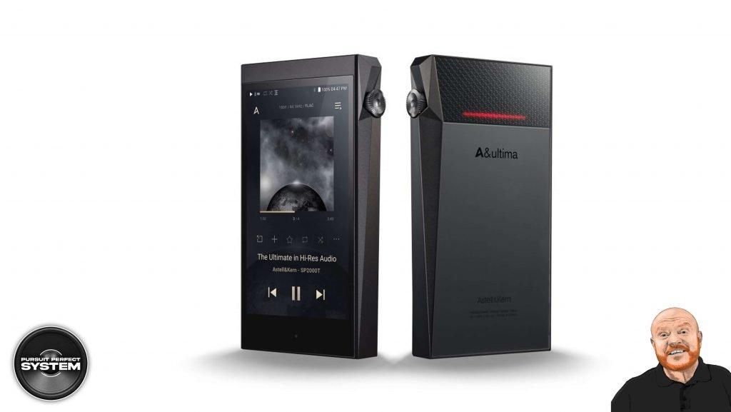 astell&Kern SP2000T digital audio player website 3