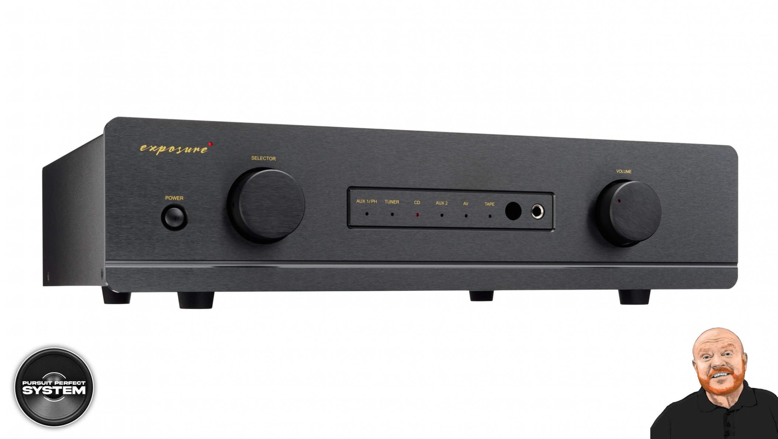 exposure 3510 integrated hifi amplifier website 2
