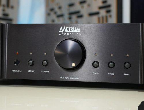 Metrum Acoustics Adagio DAC Digital Preamplifier Review