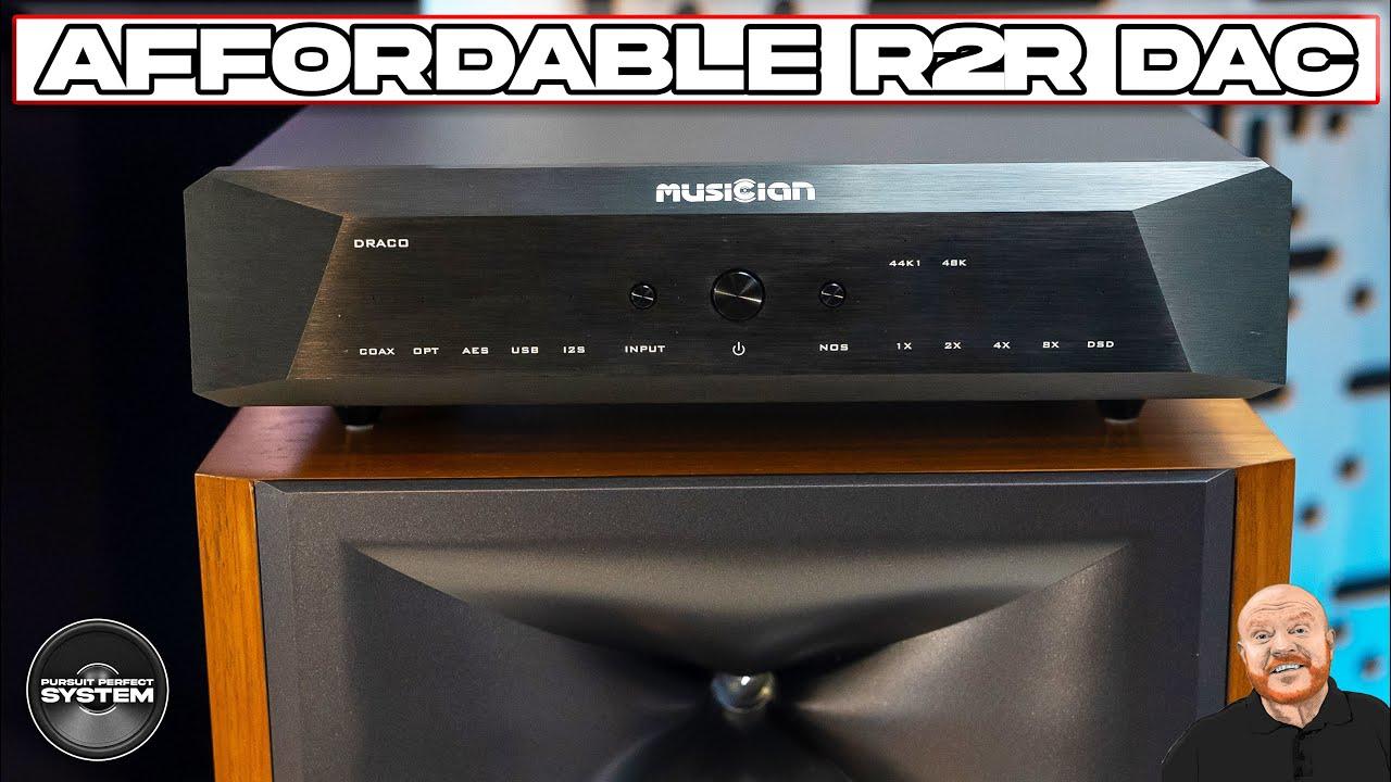 musician audio draco r2r dac review