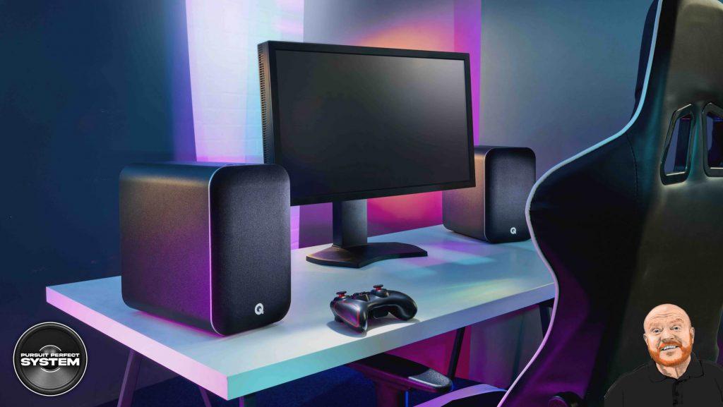q acoustics m20 wireless active speaker system hifi gaming music movie website 2