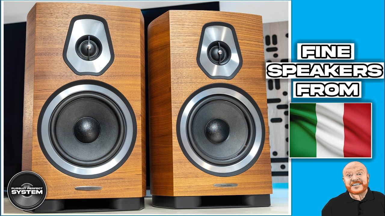 sonus faber sonetto II video review website