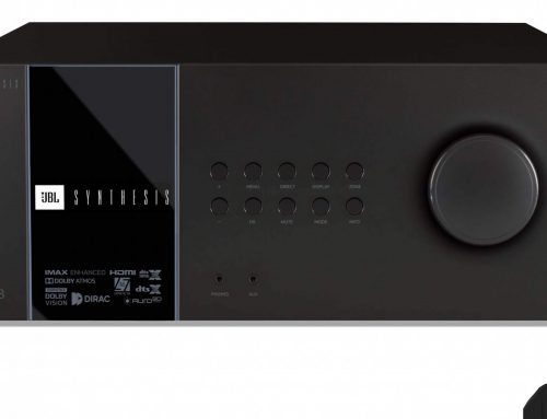 JBL Synthesis announces new electronics with HDMI 2.1/8K video