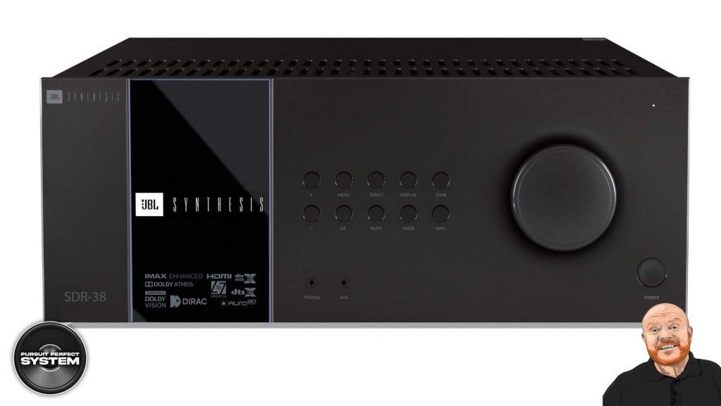 JBL SDP 58 AV processor receiver home theatre website 2