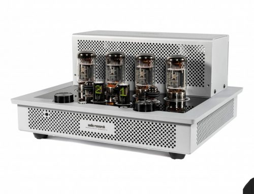 The I/50 integrated valve amplifier ushers in a new era for Audio Research