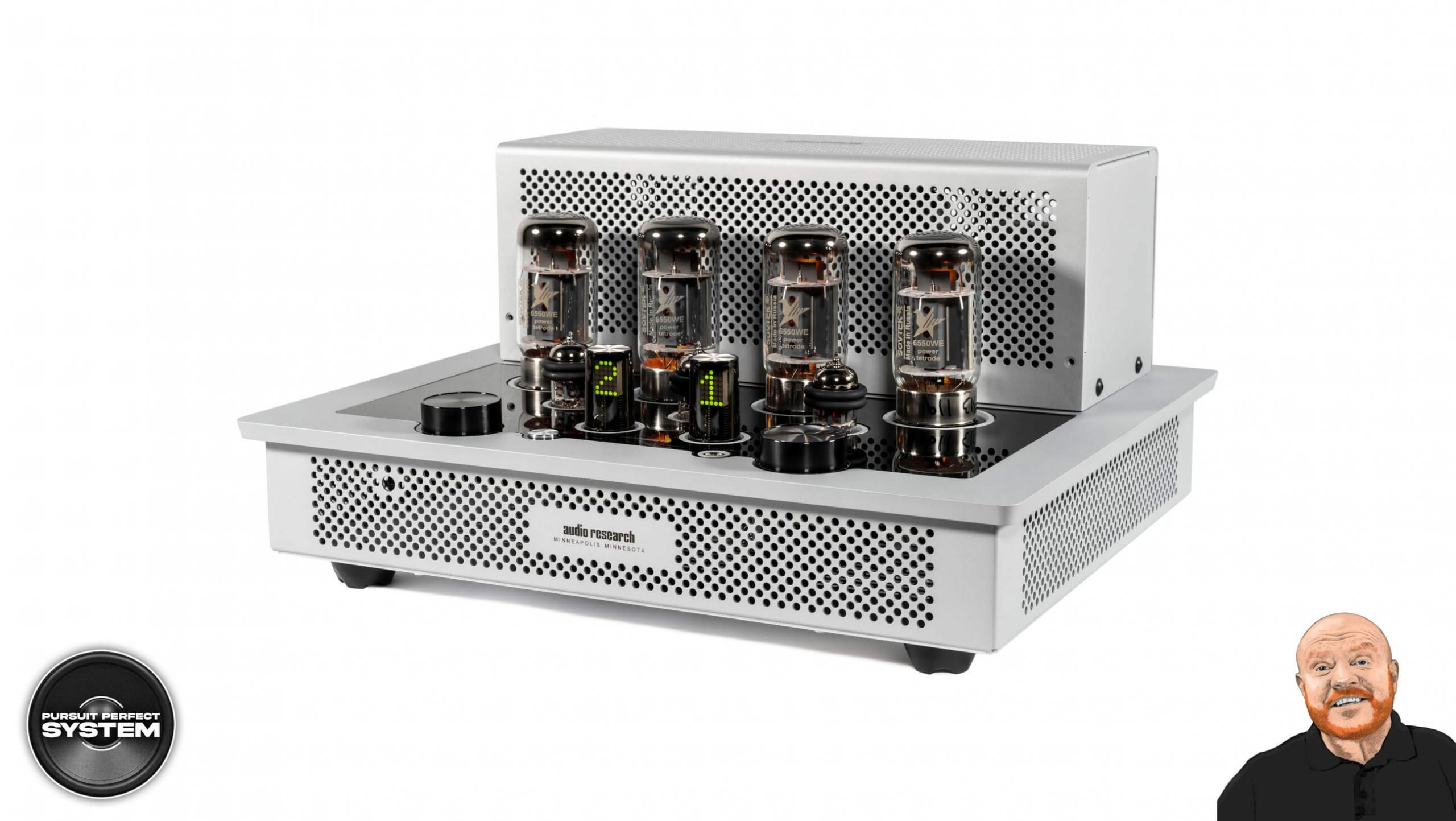 audio research i50 valve tube integrated amplifier website 1
