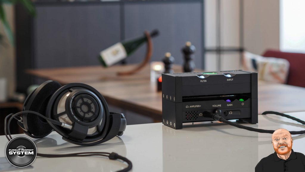 chord electronics Anni headphone amplifier desktop website 1
