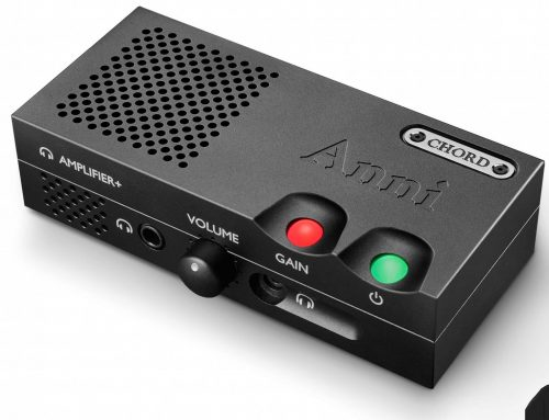 Chord Electronics offers ULTIMA technology in its first ever small desktop amplifier