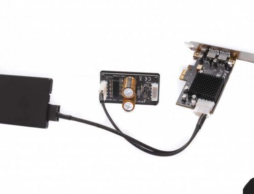 JCAT introduces OPTIMO NANO Computer Audio Power Supply Upgrade