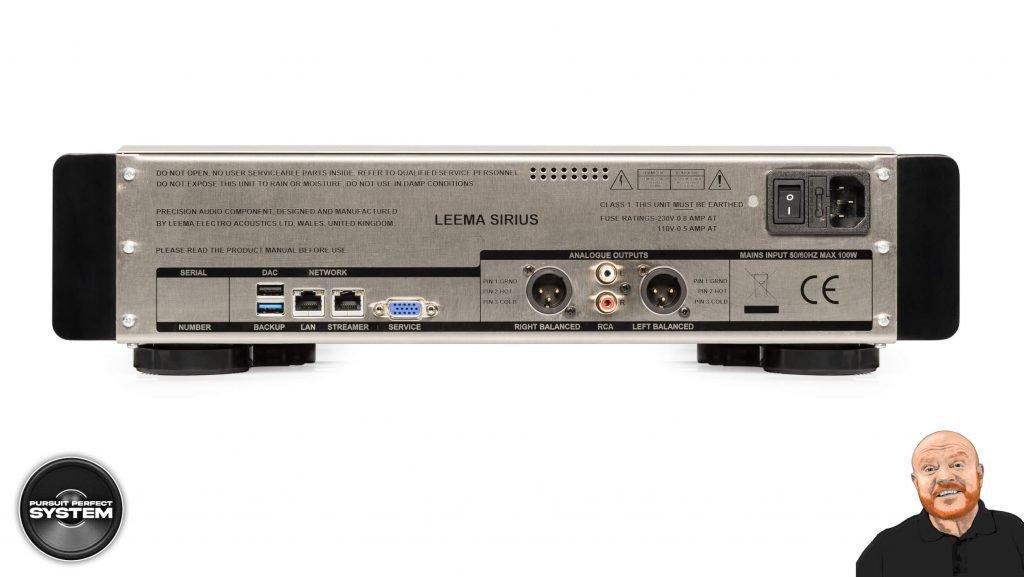leema acoustics sirius streamer website 3