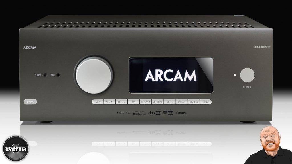 arcam avr5 home cinema av receiver website 1
