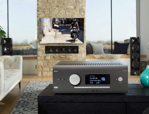 """Arcam Home Cinema gets more """"Affordable"""" with the AVR5"""