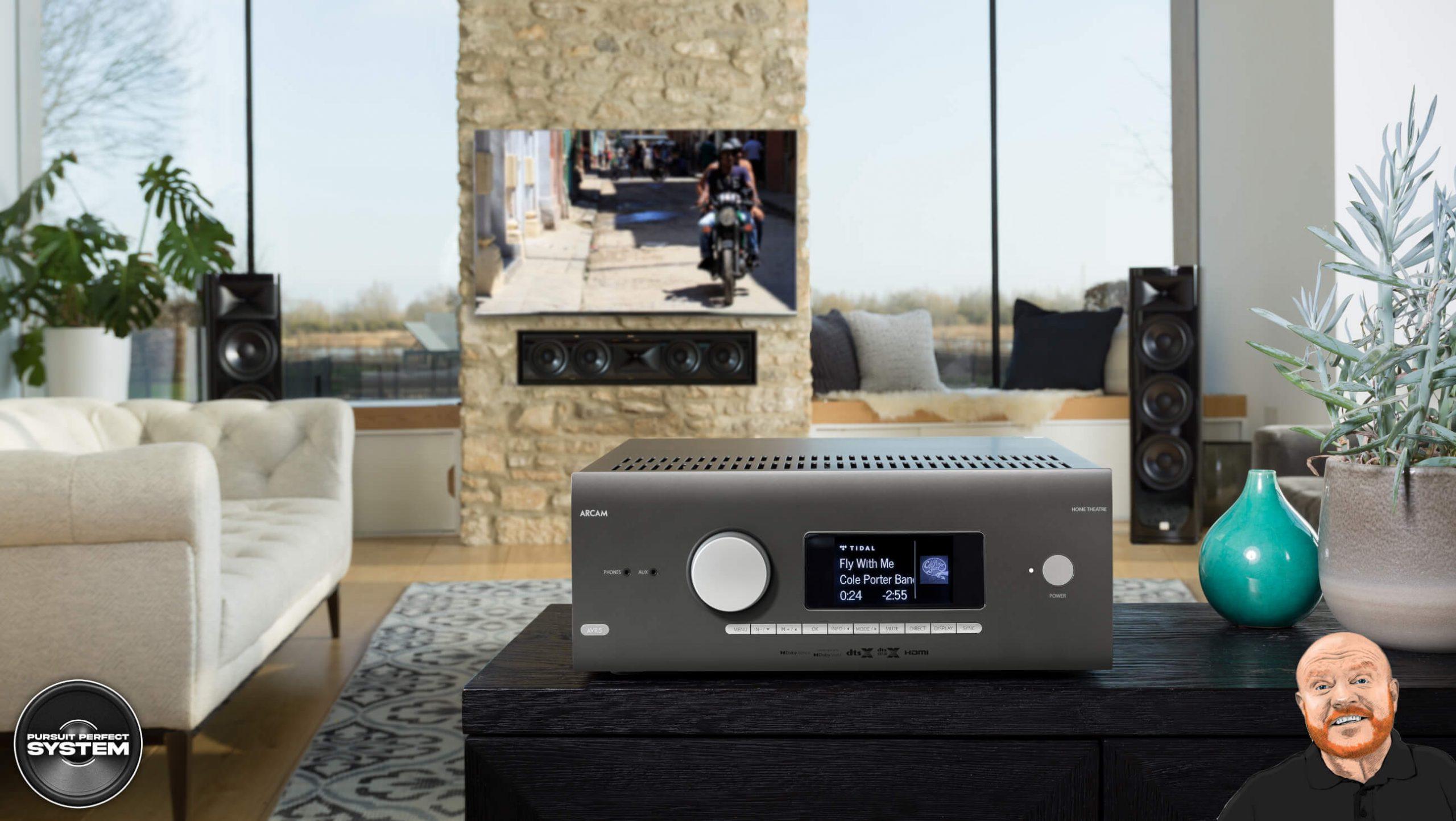arcam avr5 home cinema av receiver website 3
