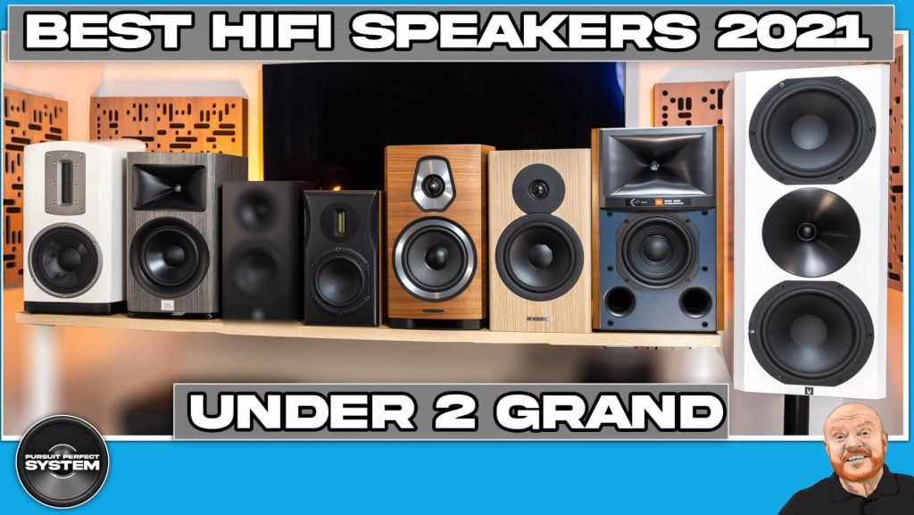 best hifi speakers under 2 grand stand mount group test jbl neat arendal bowers focal quad