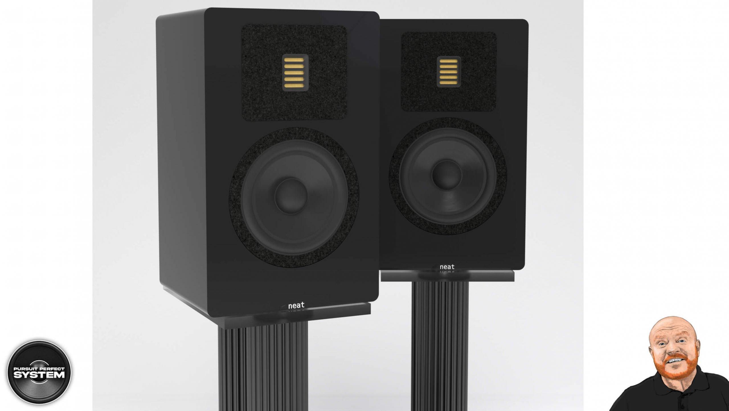 neat acoustics petite limited edition anniversary speaker website 1