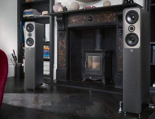 Q Acoustics' NEW Concept loudspeaker range