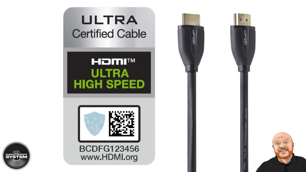 qed 8k hdmi cable hifi home cinema website 3