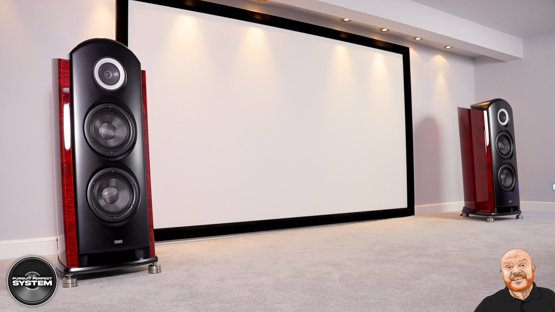worlds best hifi system esoteric tad reference rel 6 pack subwoofers line array website small